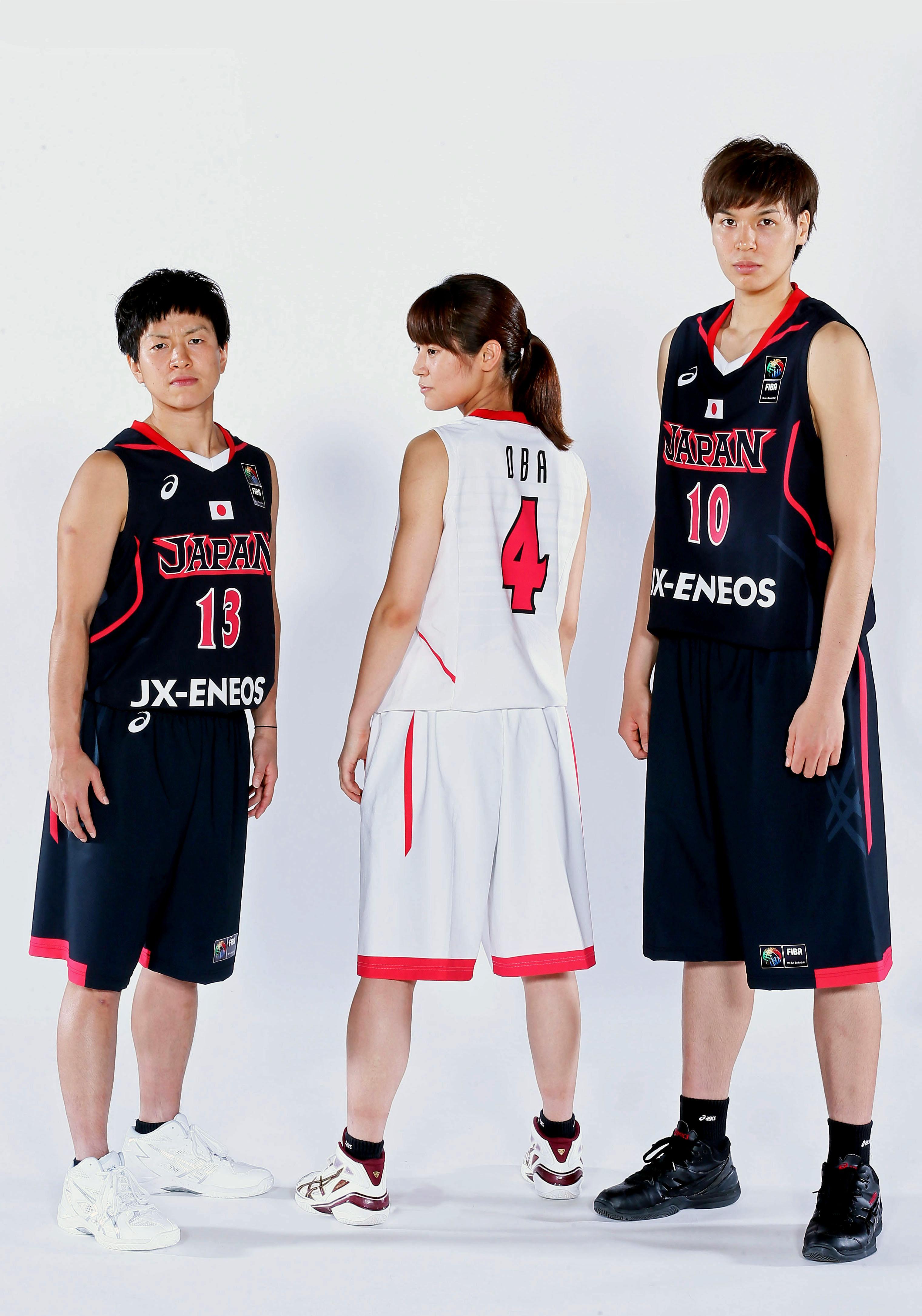 代表 バスケ 日本