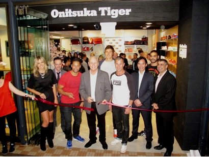 Onitsuka Tiger Opens New Flagship Store