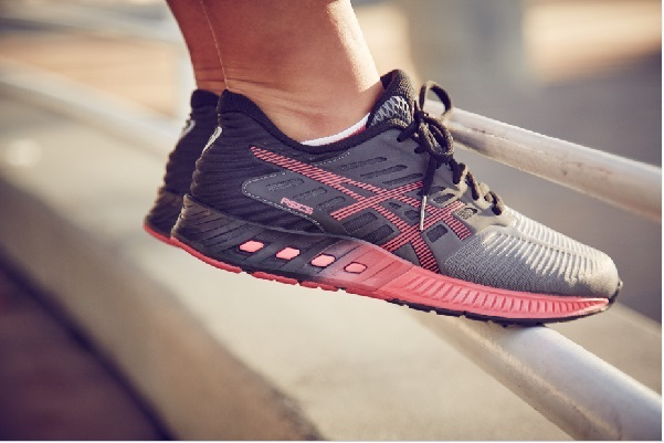 ASICS LAUNCHES fuzeX COLLECTION TO
