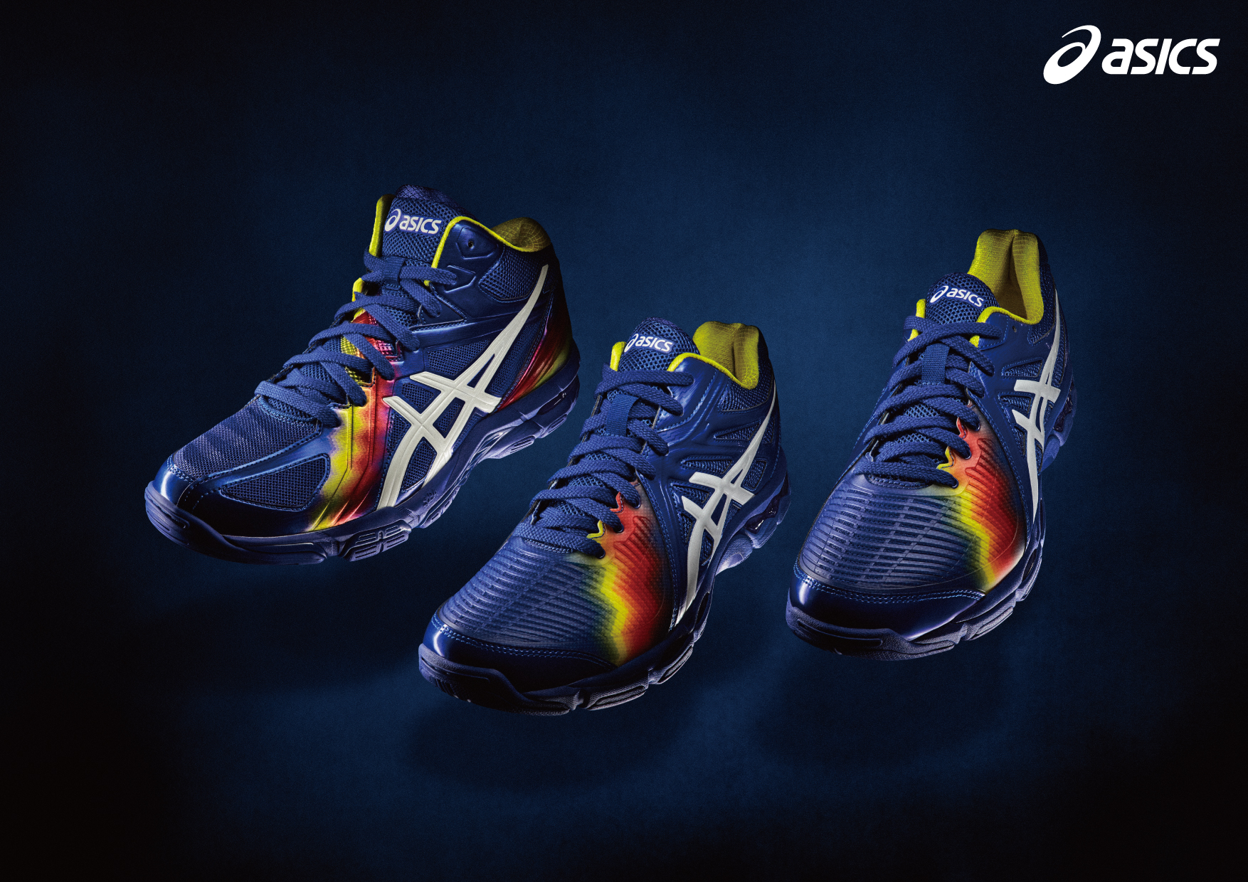 ASICS LAUNCHES 'FLAME SERIES' INSPIRED