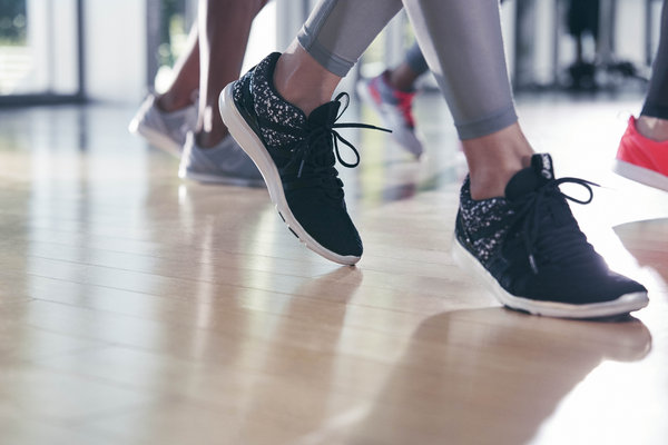 ASICS steps up training for the New