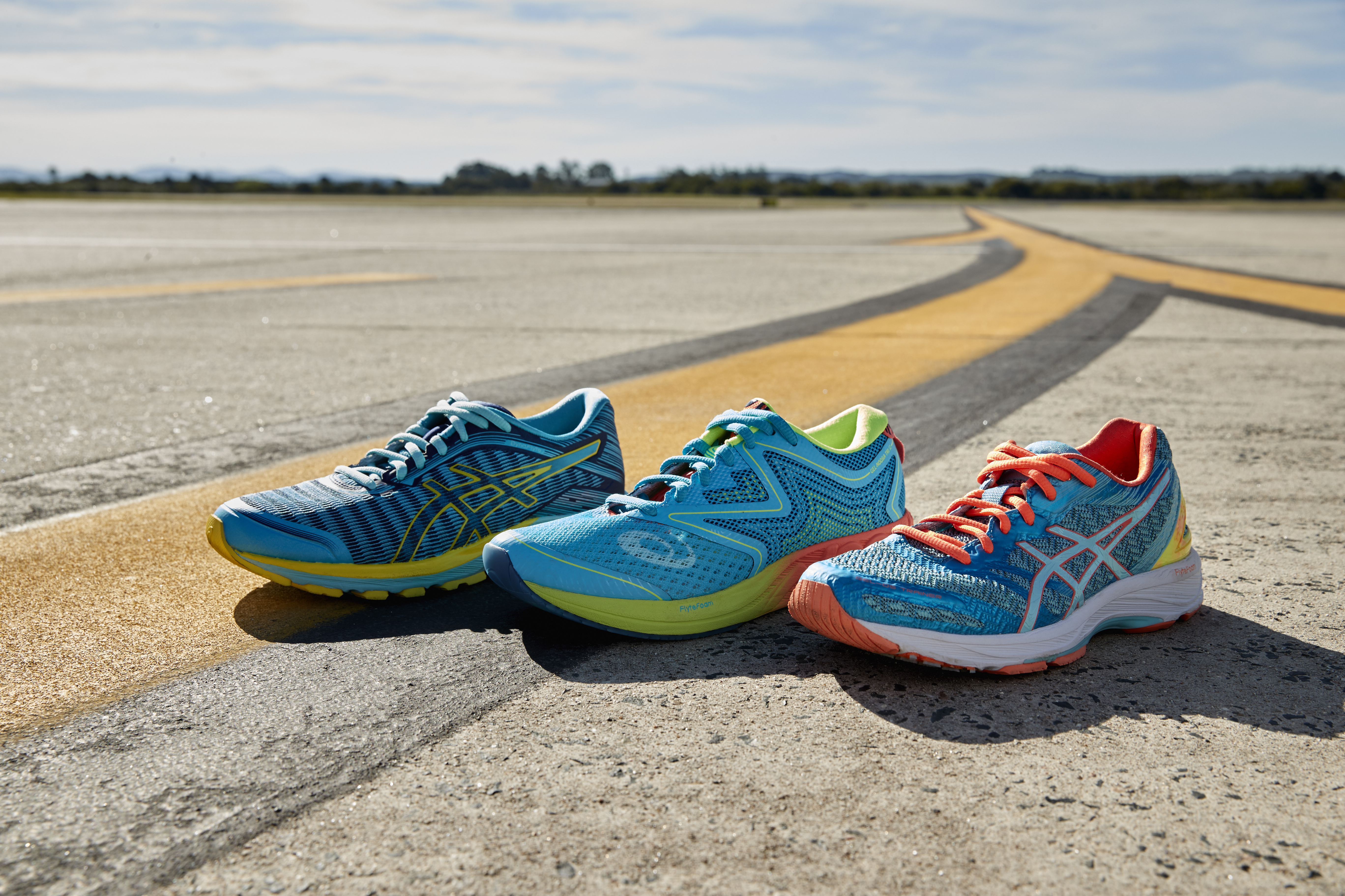 Ricordo scienziato sezione  ASICS TAKES FAST TO ANOTHER LEVEL With launch of FlyteFoam™ Fast Series &  ASICS Pace Academy on Runkeeper | ASICS Global - The Official Corporate  Website for ASICS and Its Affiliates