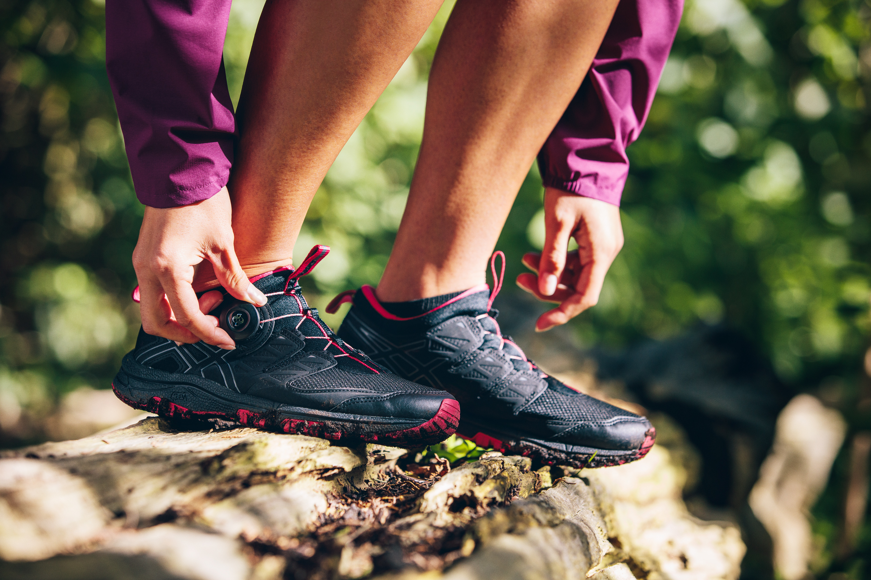 8de5462ed1c ASICS Launches the GEL-FujiRado Designed to Provide a Precise Fit and Easy  On-the-Fly Adjustments for Trail Runners
