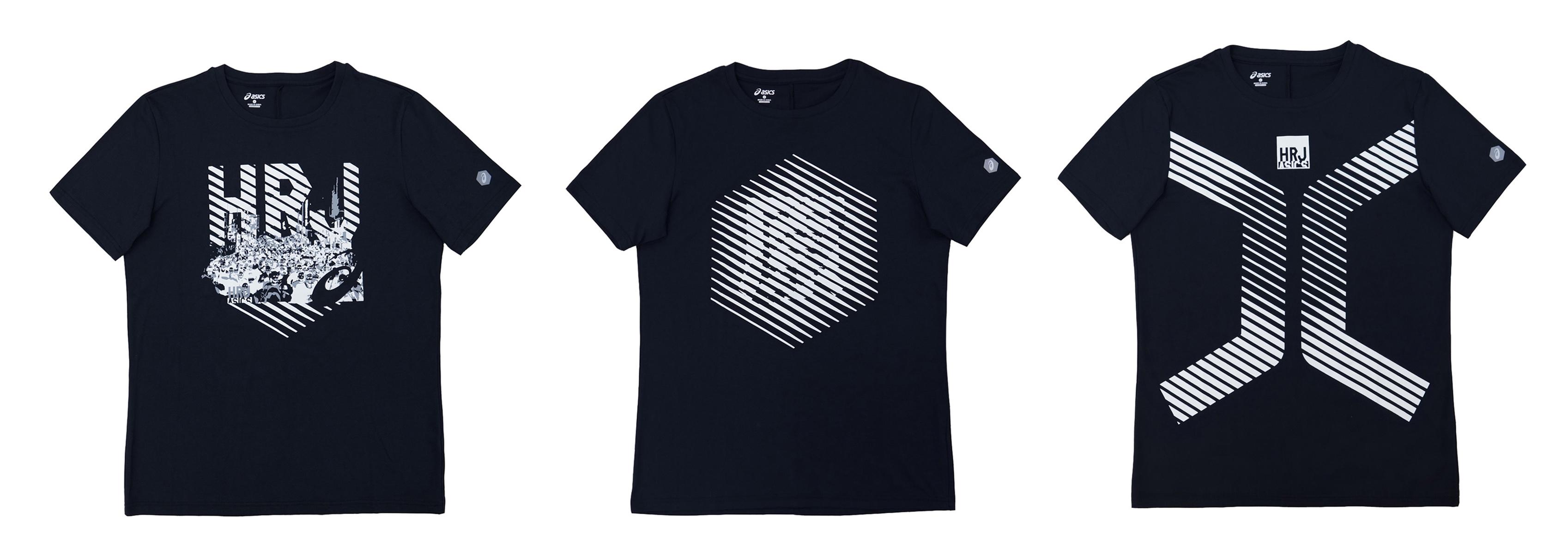 アシックス 国内最大の旗艦店のオープン記念商品! 「原宿フラッグシップ」限定Tシャツを発売 asics