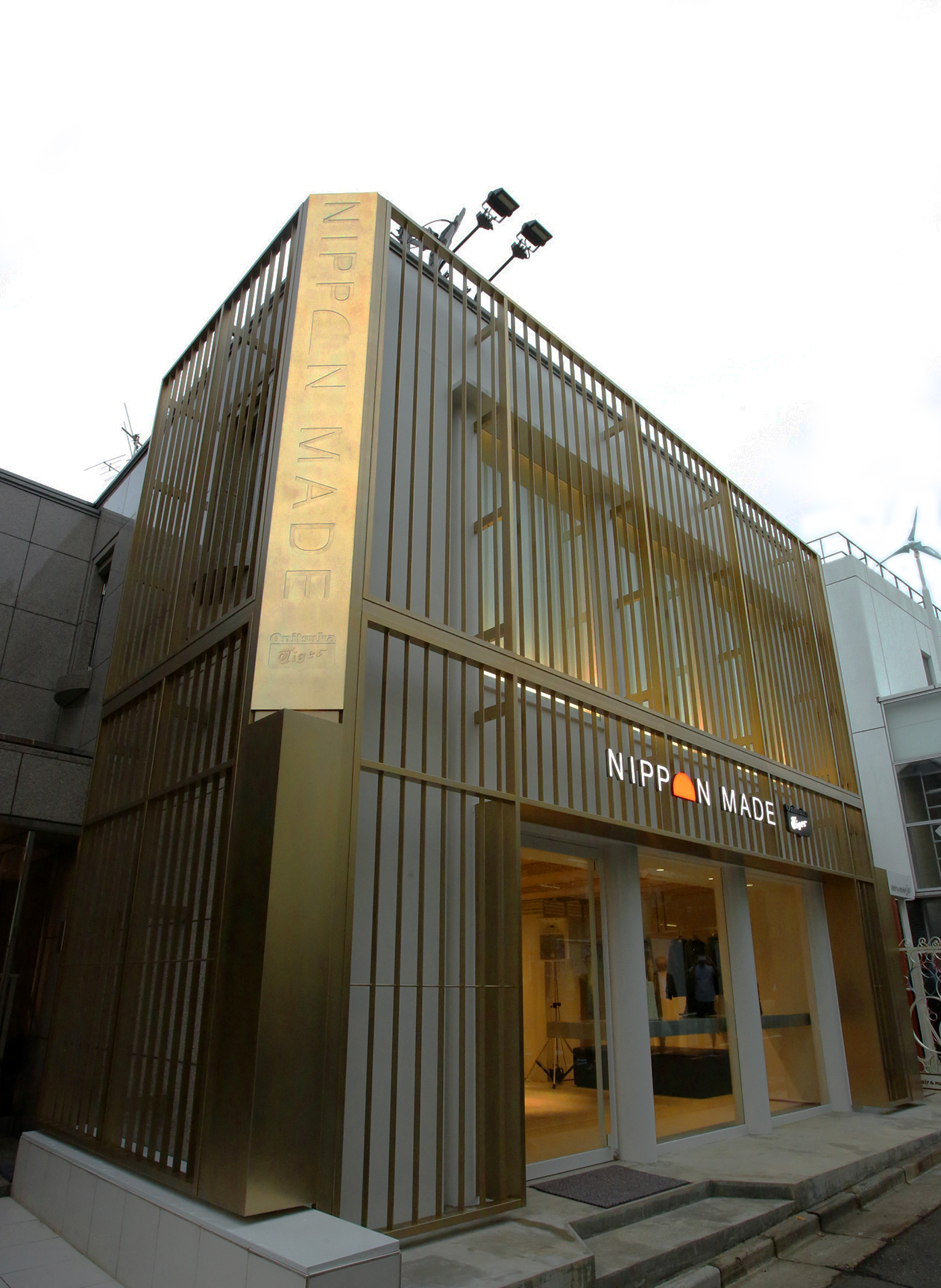 Onitsuka Tiger NIPPON MADE Retail Store
