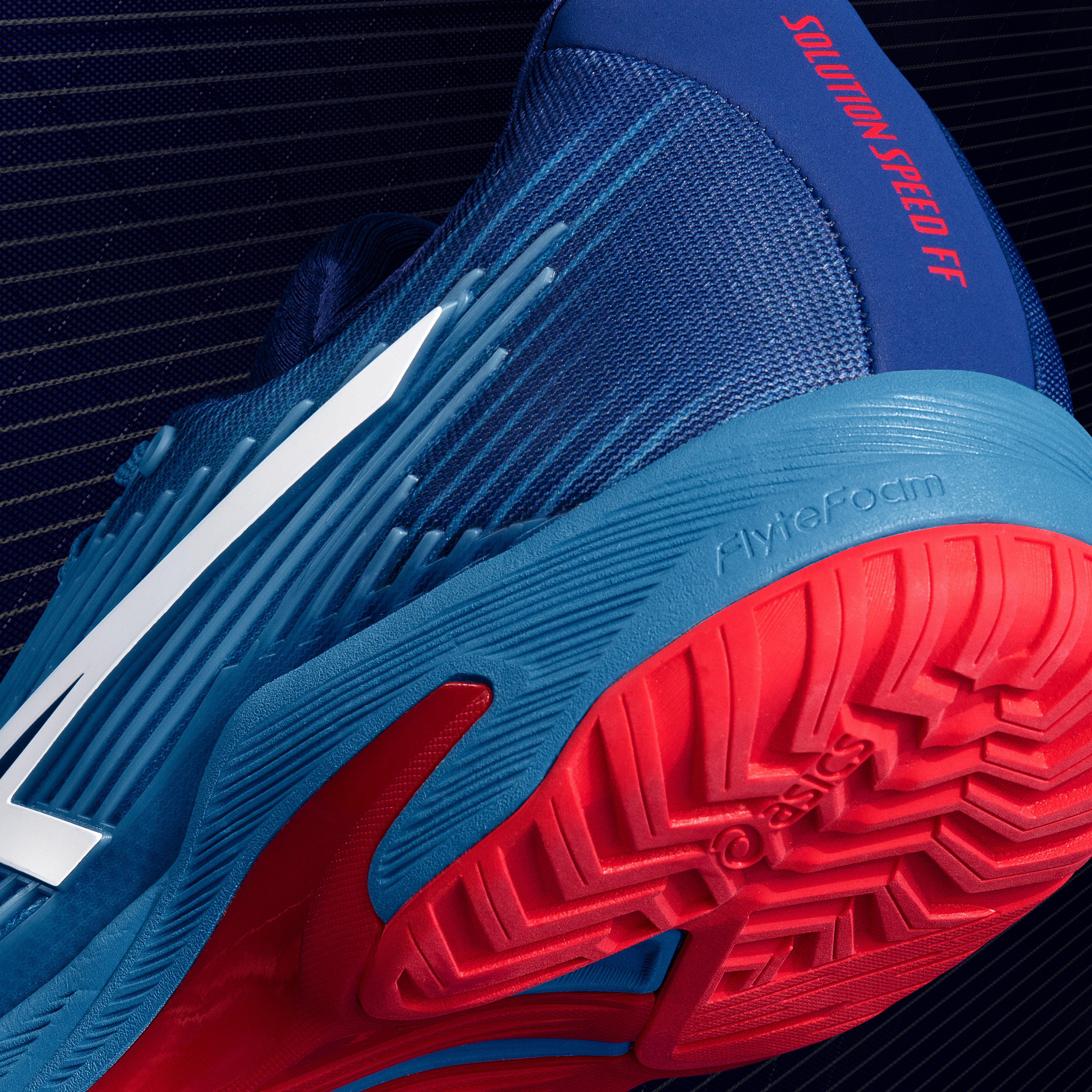 ASICS LAUNCHES SOLUTION SPEED™ FF