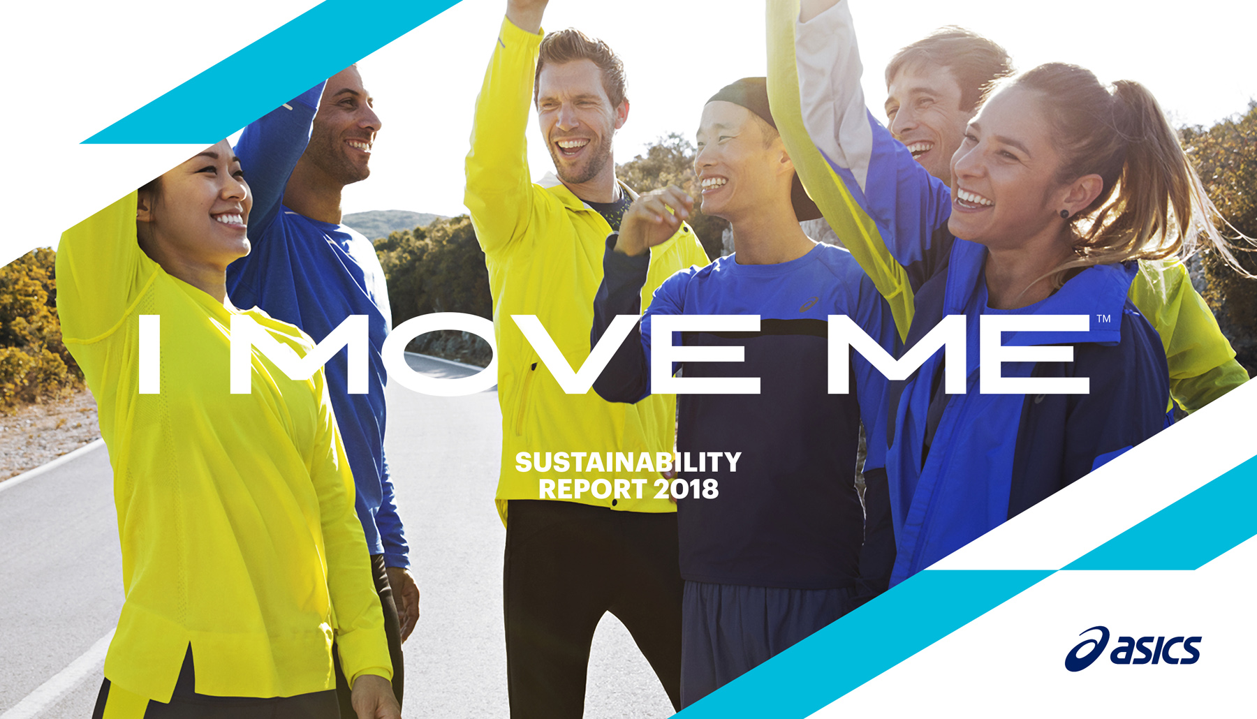 ASICS RELEASES 2018 SUSTAINABILITY